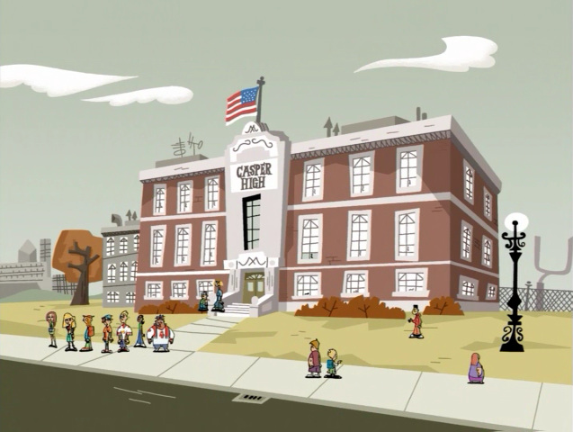 Casper High School | Danny Phantom Wiki | Fandom