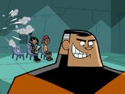 S01e01 ruckus in background
