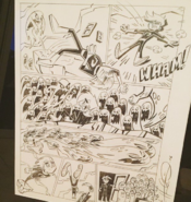 Unnamed comic 1 page 2 - pencil