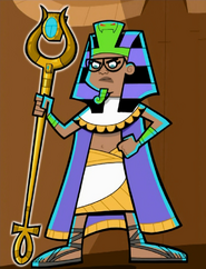 S02e15 Pharaoh Tucker full outfit