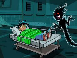 S02e02 Fenton with green eyes