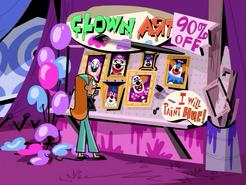 S01e14 Jazz ponders the clowns