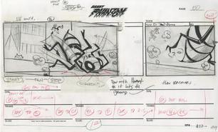 S01e09 SB page 100 - hornet crash landing