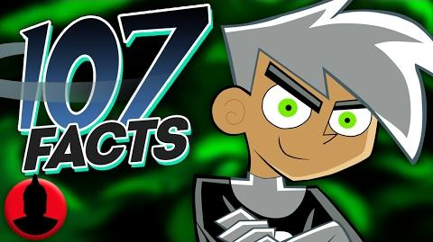 107 Danny Phantom Facts YOU Should Know! Feat