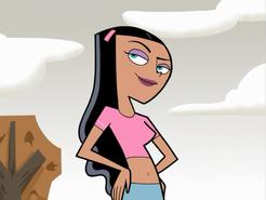 S01e02 Paulina's first appearance