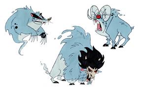 S01e17 CA phantom animals 2
