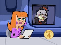 S01e20 Freakshow on the news