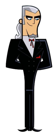 Render- Vlad human
