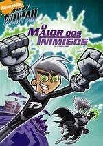 Danny Phantom- Maior Dos Inimigos DVD Cover