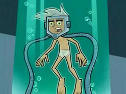 S03e06 Danny in de-icing chamber