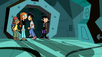 Short1 Danny walks into portal