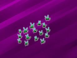 S02e02 bugs on purple background