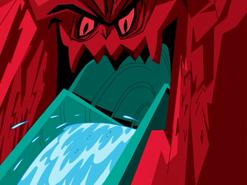 S01e16 Terror Mountain slide opening