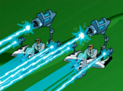 S02e18 all the lasers