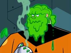 S01e19 Ghost Peeler goo