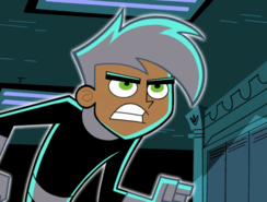 S01e09 Danny confronting Spectra