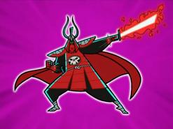 S02M03 Scarlet Samurai full view
