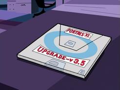 S01e04 Portals XL upgrade disc 2