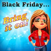 Angela Black Friday 2015