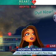Heart's Medicine Hospital Heat Out Now Jenny Garcia