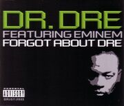 Forgot about dre cover