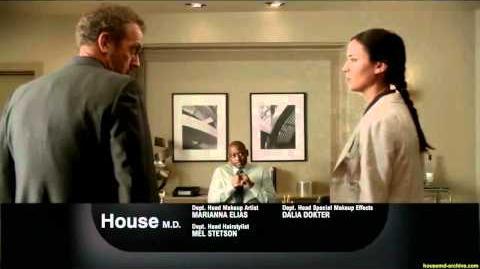 House MD.810 Runaways - Promo
