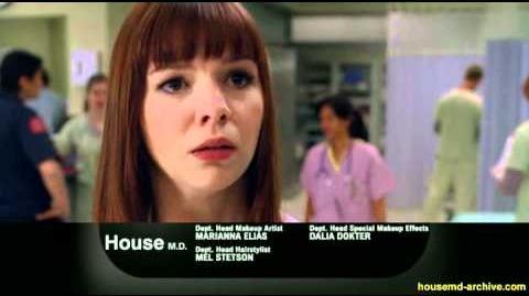 HOUSE - Season 7x19