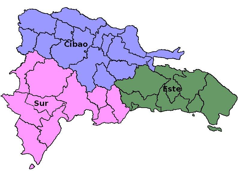 DR regions