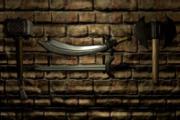 Weapons artwork