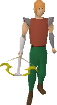 Armadyl crossbow equipped