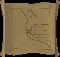 Map clue Chemist house