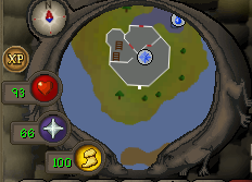 Map clue solution Wizard tower map