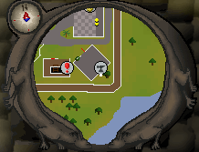 Map clue solution Yanille anvil map