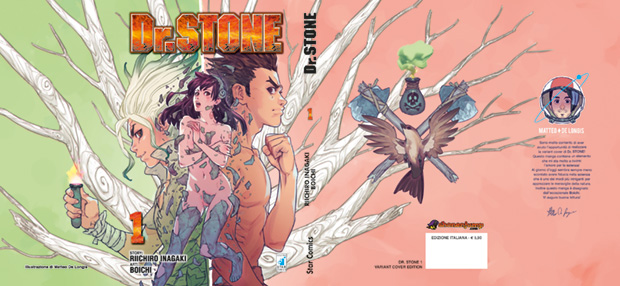 DrStone variant DeLongis