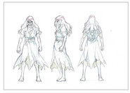 Tsukasa Shading TV Animation Design Sheet