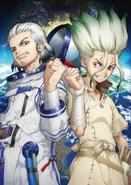 Dr. Stone (Anime) Vol. 6