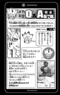 Volume 2 Mega Senku's Q&A