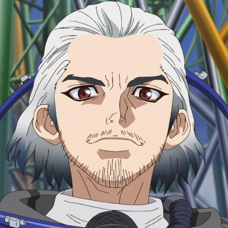 Byakuya Ishigami Dr Stone Wiki Fandom Powered By Wikia