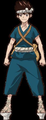 Chrome Anime Profile