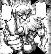 Kaseki Manga Infobox