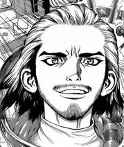Byakuya portrait