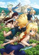 Dr. Stone (Anime) Vol. 3