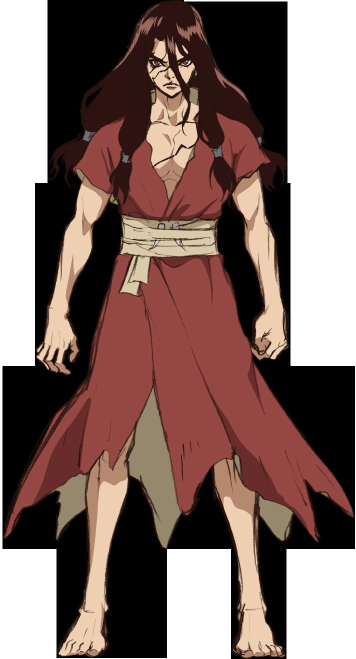 Tsukasin Dom Tsukasa_Shishio_%28Anime%29