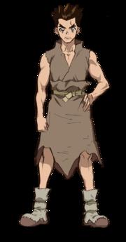 Taiju Oki (Anime)