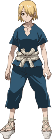 Ginro Anime Profile