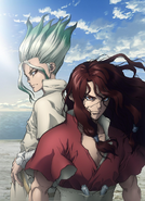 Dr. Stone (Anime) Vol. 2