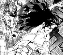 Dr Stone Tsukasa vs Leon