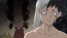 Tsukasa revives Gen