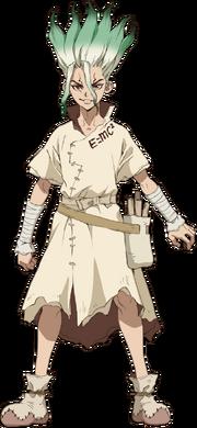 Senku Ishigami (Anime)
