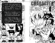 Volume 9 Character Page